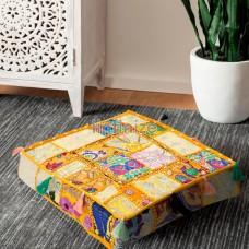 Traditional Box Floor Cushion