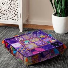 Ethnic Box Floor Cushion