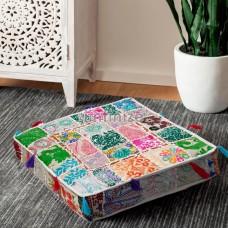 Indian Box Floor Cushion