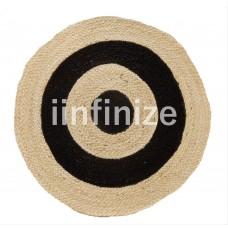 iinfinize Jute Door Mat