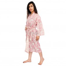 Designer Cotton Kimono