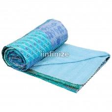 Hand-Sewn Cotton Quilt