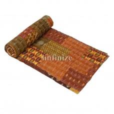 Chocolaty Brown Cotton Quilt