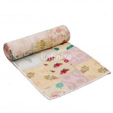 Ethnic Vintage Kantha Quilt